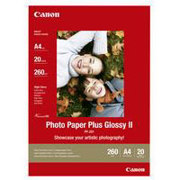 CANON Photo Paper Plus II PP-201 (A4)