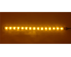 BITFENIX Alchemy Connect 15x LED-Strip 30cm - oranje