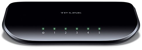 TP-LINK TL-SG1005D-V6 5-Port Switch