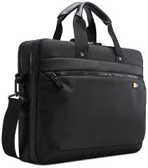CASE LOGIC 15.6 Bryker Messenger Zwart