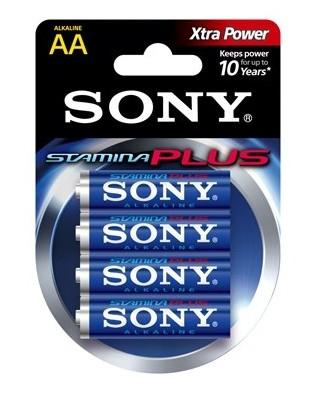 SONY Stamina Plus AM3-B4D AA (per 4)