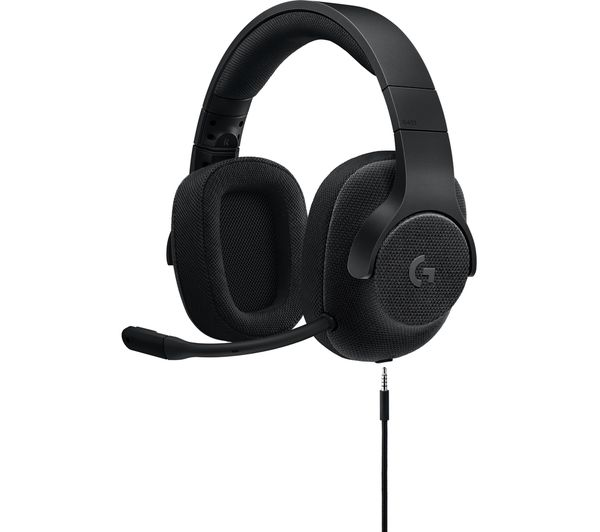 LOGITECH G433 Gaming Black