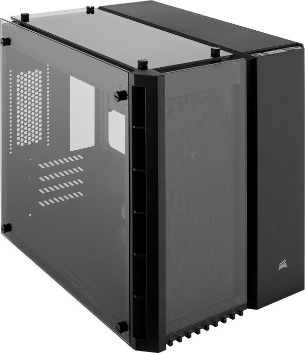 CORSAIR Crystal Series 280X Temp Glass Black