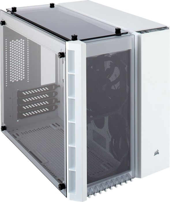 CORSAIR Crystal Series 280X Temp Glass White