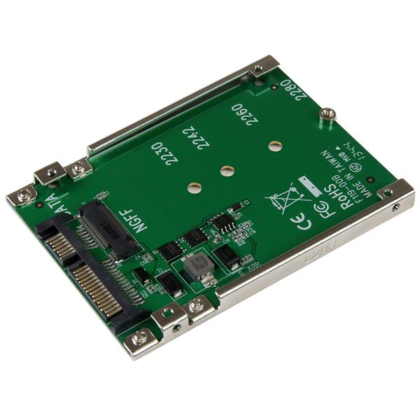 STARTECH M.2 SSD to 2.5i SATA Adapter