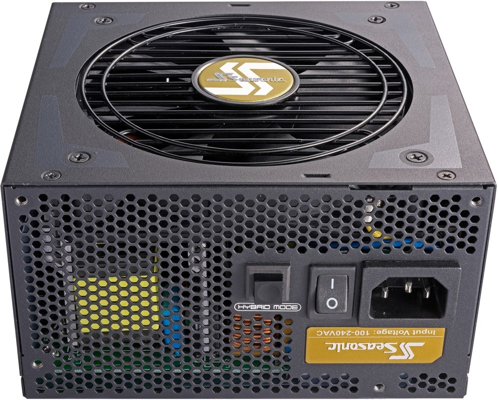 SEASONIC Focus Plus Gold 550W