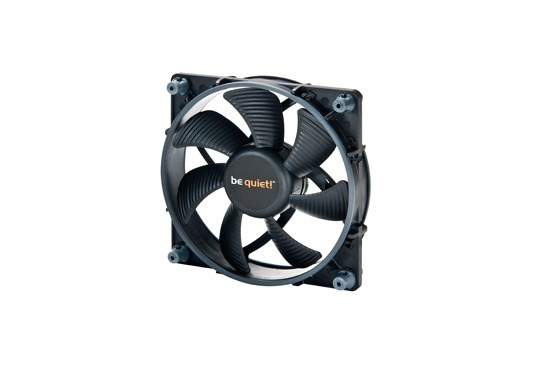BE QUIET! Shadow Wings SW1 Fan 120 mm Mid-speed