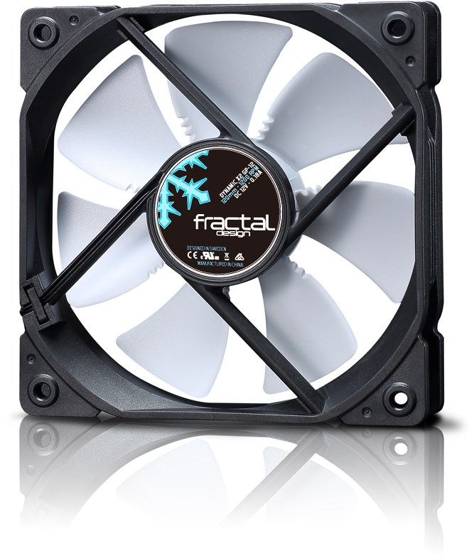 FRACTAL DESIGN Dynamic X2 GP-12 Whiteout