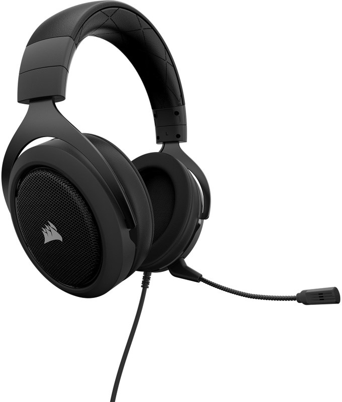 CORSAIR HS60 7.1 Surround Gaming Carbon Black 5