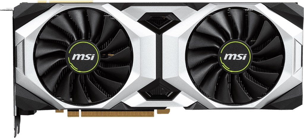 MSI GeForce RTX 2080 Ti VENTUS 11GB