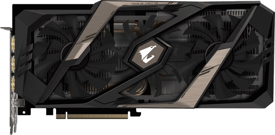 GIGABYTE Geforce RTX 2070 Aorus 8GB