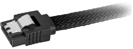 SHARKOON 0.45m SATA Cable BLACK
