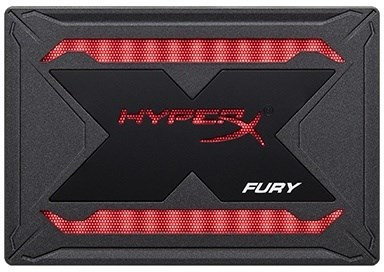 KINGSTON 480GB HyperX Fury RGB