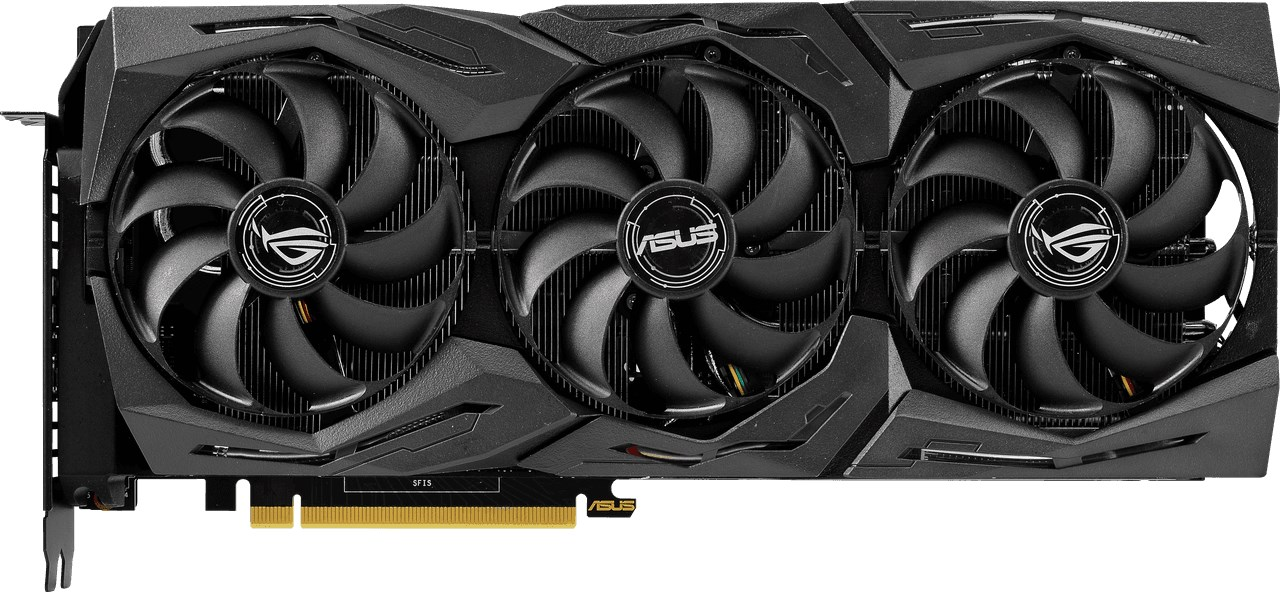 ASUS GeForce RTX 2080 Ti Strix OC 11GB