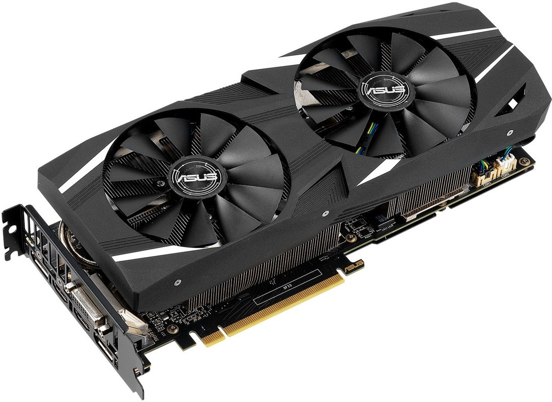 ASUS GeForce RTX 2060 Dual OC 6GB