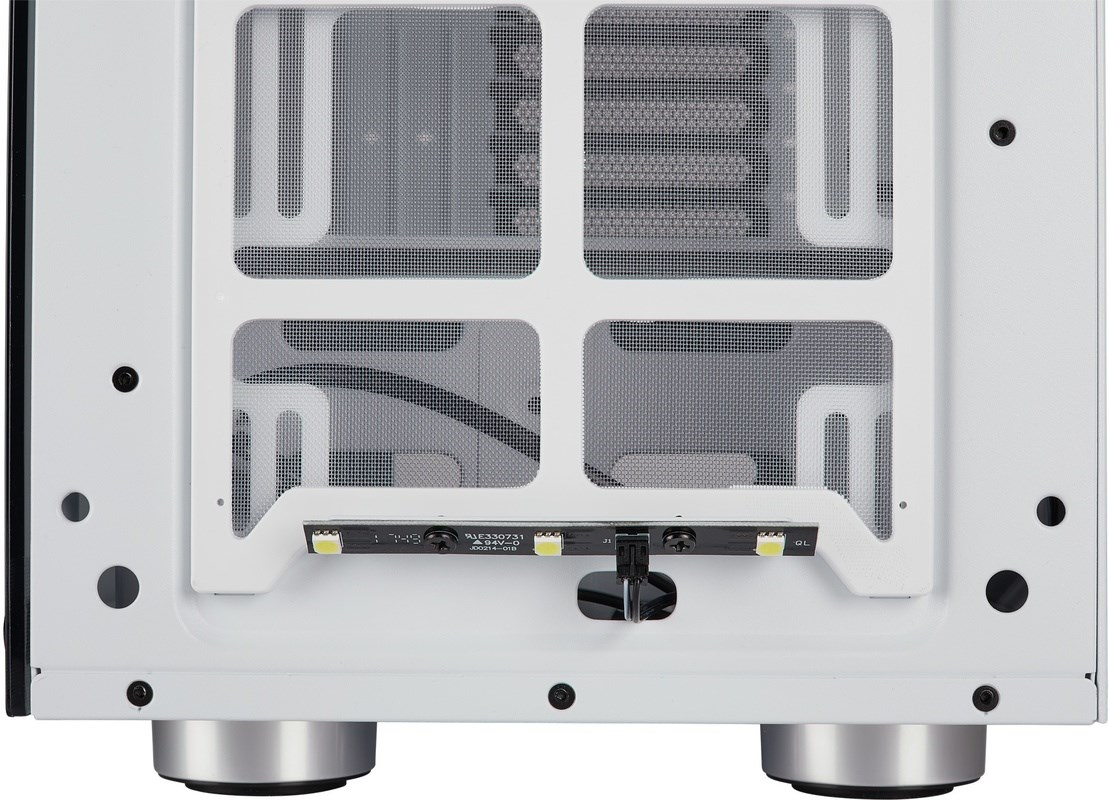 CORSAIR Carbide SPEC-06 Window White 2