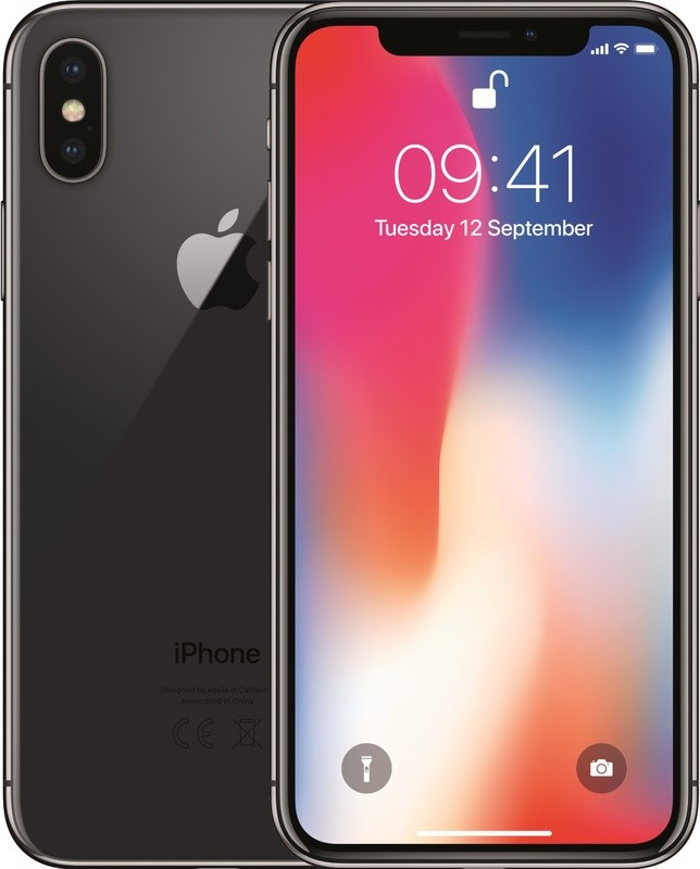 FORZA iPhone X 64GB Space Grey ( C grade )