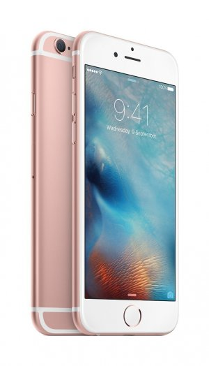 FORZA iPhone 6S 16GB RoseGold ( A Grade )