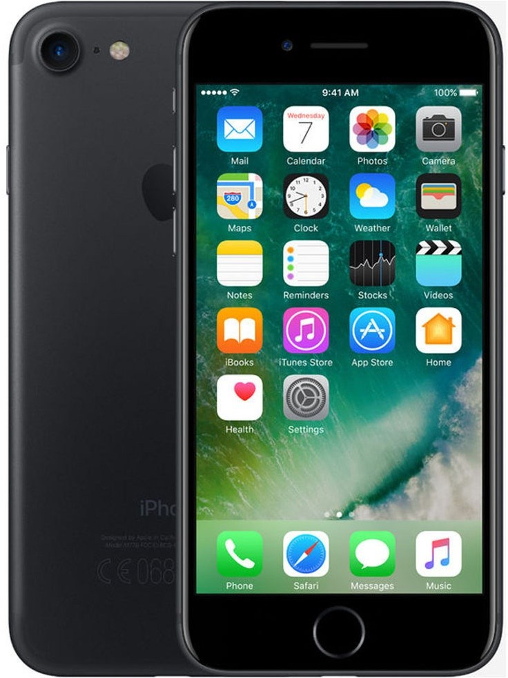 FORZA iPhone 7 128GB Black ( A Grade )