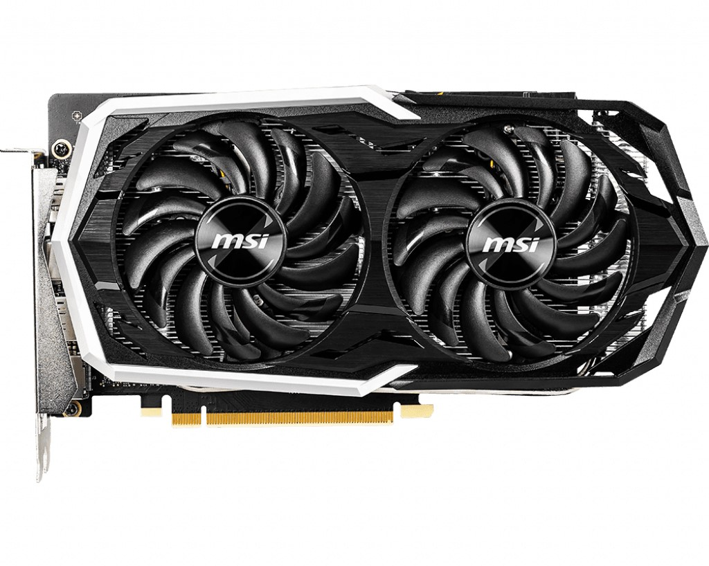 MSI GeForce GTX 1660 Ti Armor OC 6GB