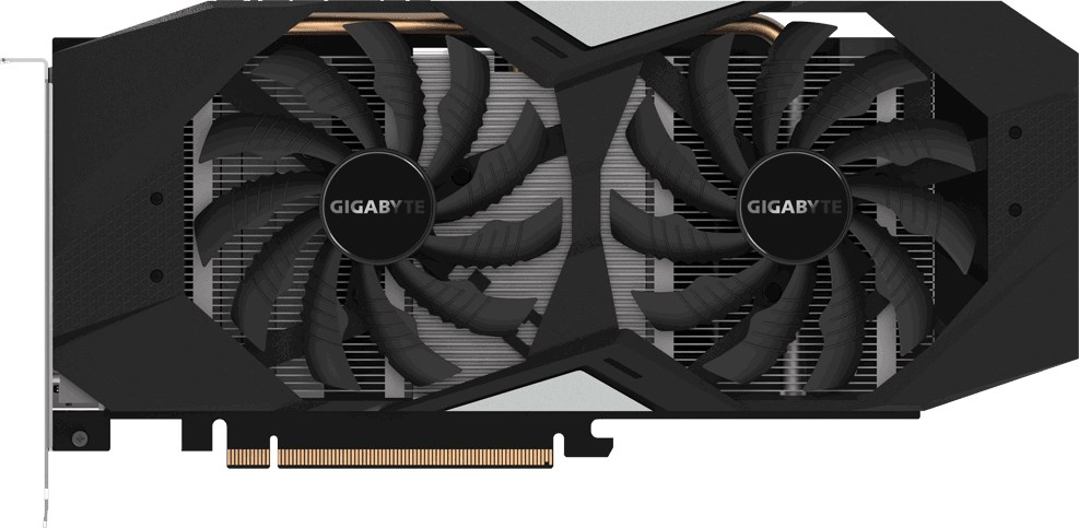GIGABYTE GeForce GTX 1660 Ti WindForce OC 6GB