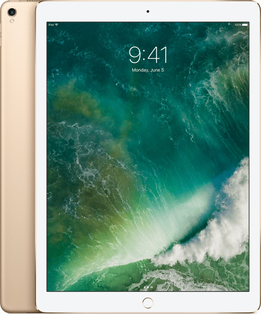 APPLE iPad Pro 12.9 Inch (2017) 64GB Wifi only (B Grade) Gold