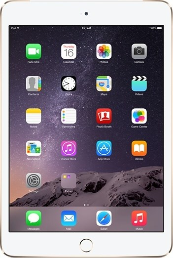 APPLE iPad Air 2 16GB Wifi Only (A Grade) Gold 2