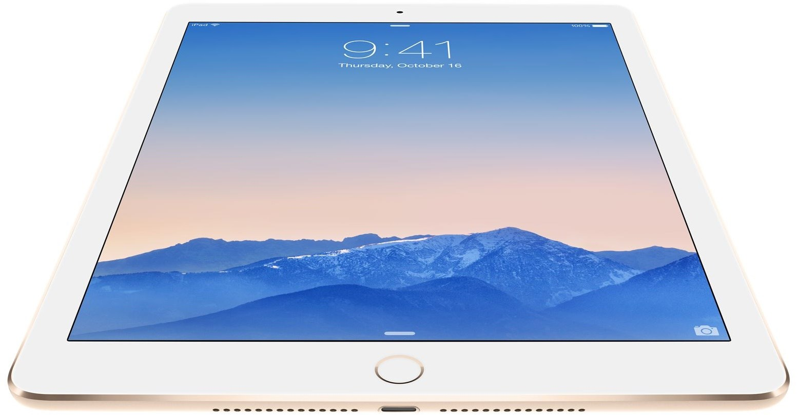 APPLE iPad Air 2 16GB Wifi Only (A Grade) Gold 5