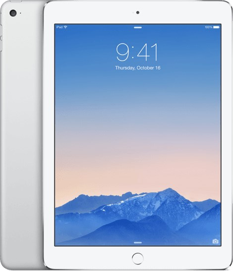 APPLE iPad Air 2 32GB Wifi Only (A Grade) Silver