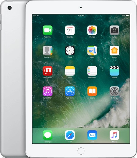 APPLE iPad (2017) 32 GB Wifi only (A Grade) Silver