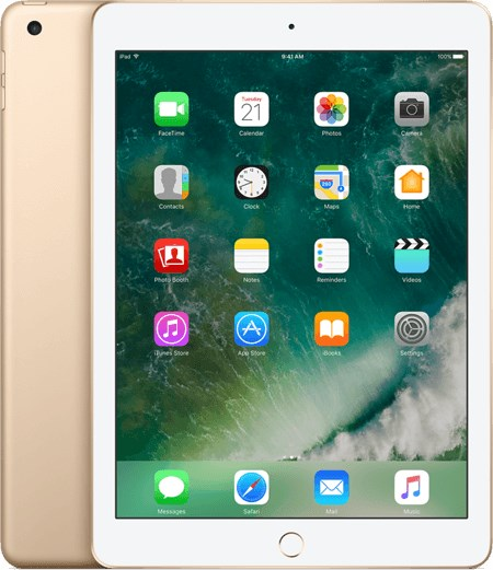 APPLE iPad (2017) 32 GB Wifi only (A Grade) Gold