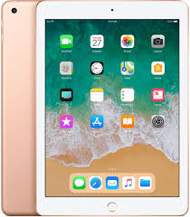 APPLE iPad (2018) 32 GB Wifi only (A Grade) RoseGold
