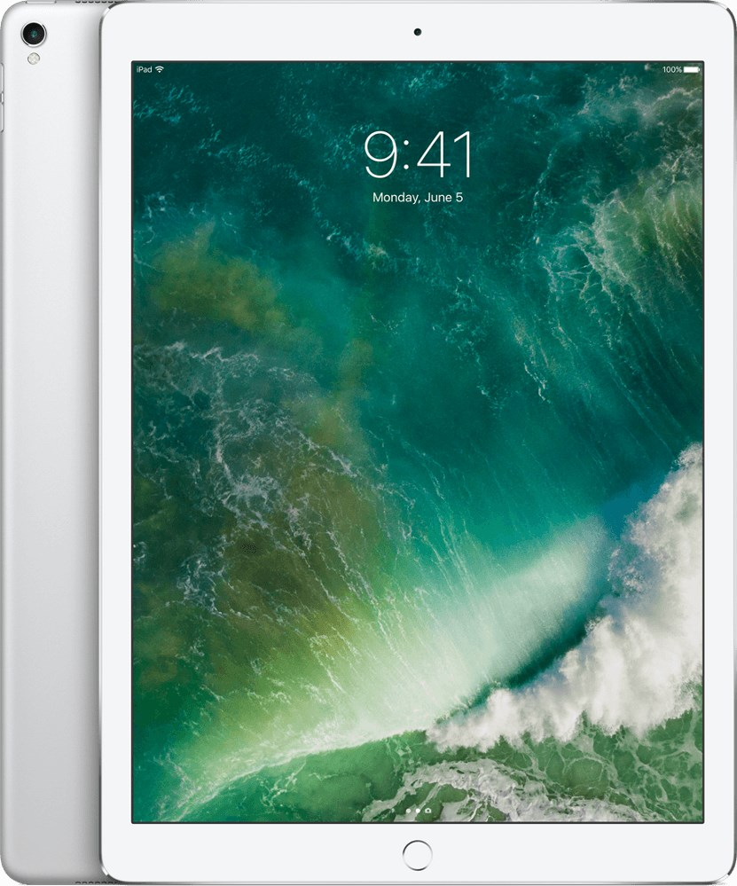 APPLE iPad Pro 12.9 Inch (2017) 64GB Wifi only (A Grade) Silver