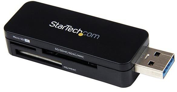 STARTECH USB 3.0 External Card Reader - SD