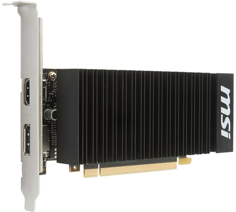 MSI GeForce GT 1030 Passive LP OC 2GB