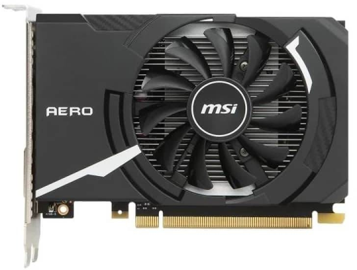 MSI GeForce GT 1030 Aero ITX OC 2GB