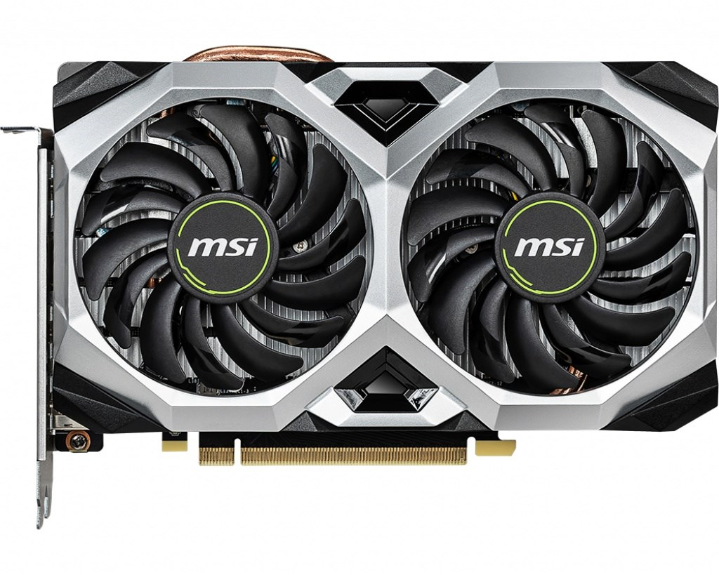 MSI GeForce RTX 2060 Ventus XS OC 6GB