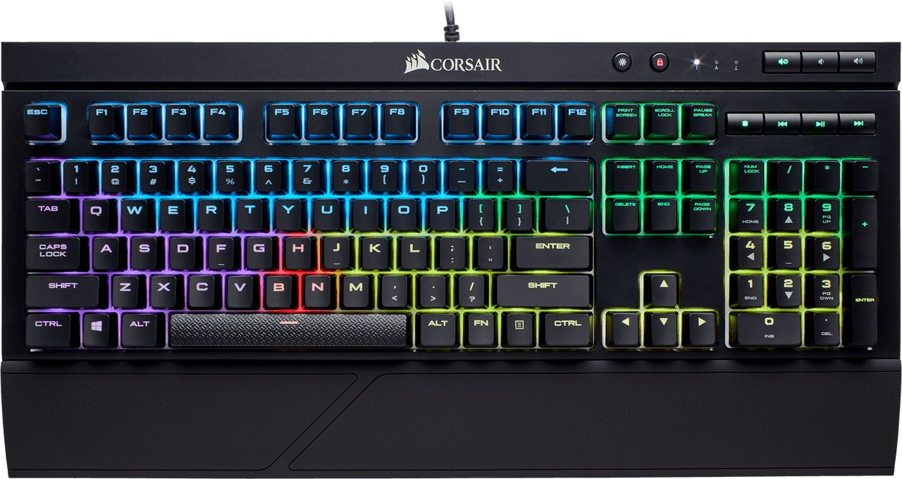 CORSAIR K68 RGB USB Qwerty