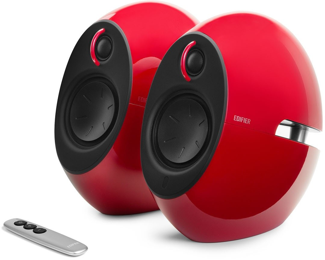 EDIFIER Luna HD 2.0 Bluetooth Red