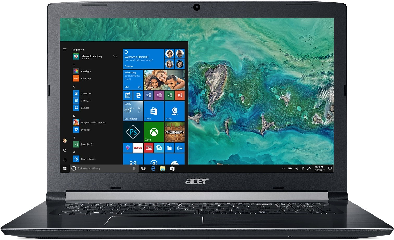 ACER Aspire 5 A517-51-35KW