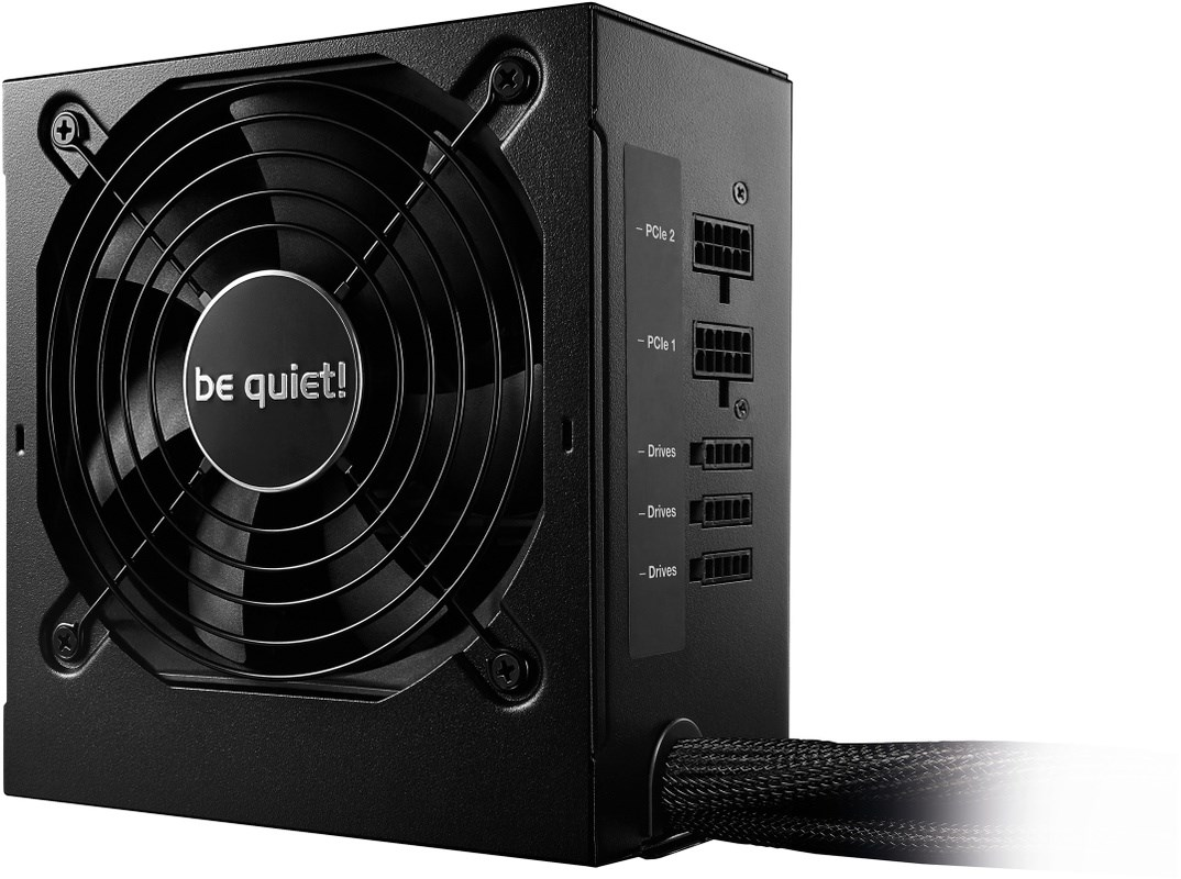 BE QUIET! System Power 9 CM 600W