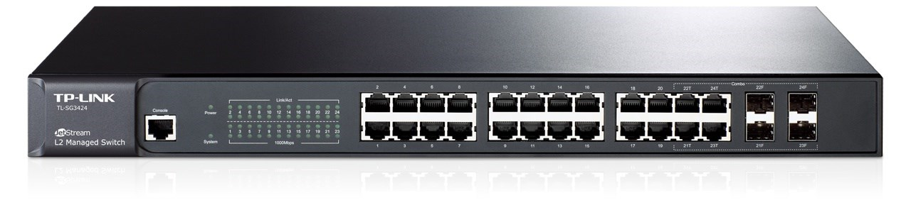 TP-LINK T2600G-28TS