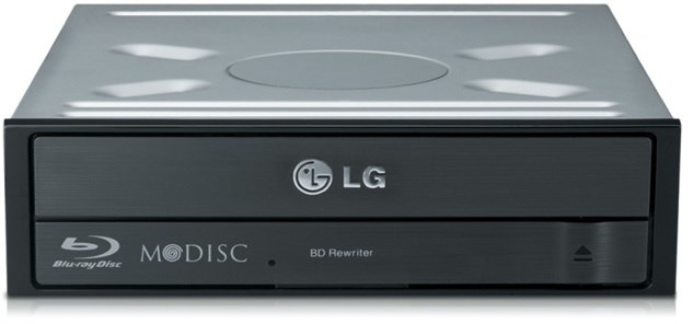LG BH16NS55 Blu-Ray & DVD re-writer bulk