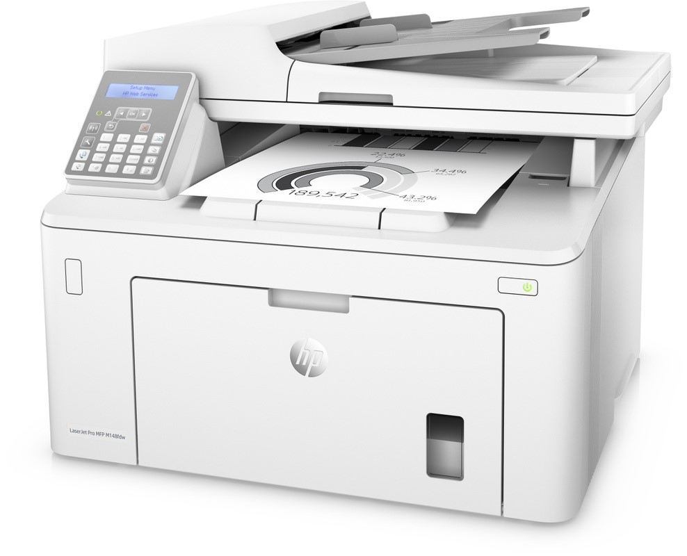 HP LaserJet Pro MFP M148fdw Printer