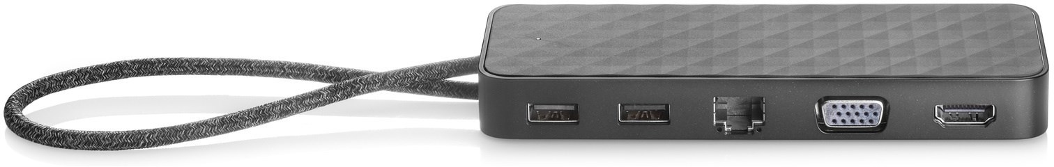 HP USB-C Mini Dock Black 1PM64AA