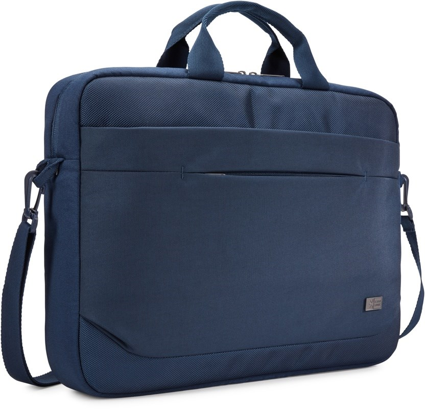 """CASE LOGIC 15.6"""" Advantage Blauw"""