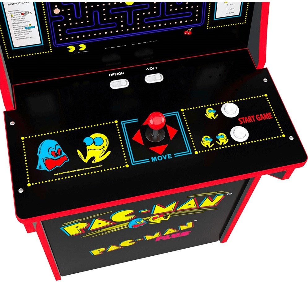 Arcade1UP Pac Man 2
