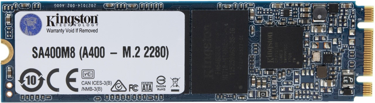 KINGSTON A400 480GB (M.2 2280)