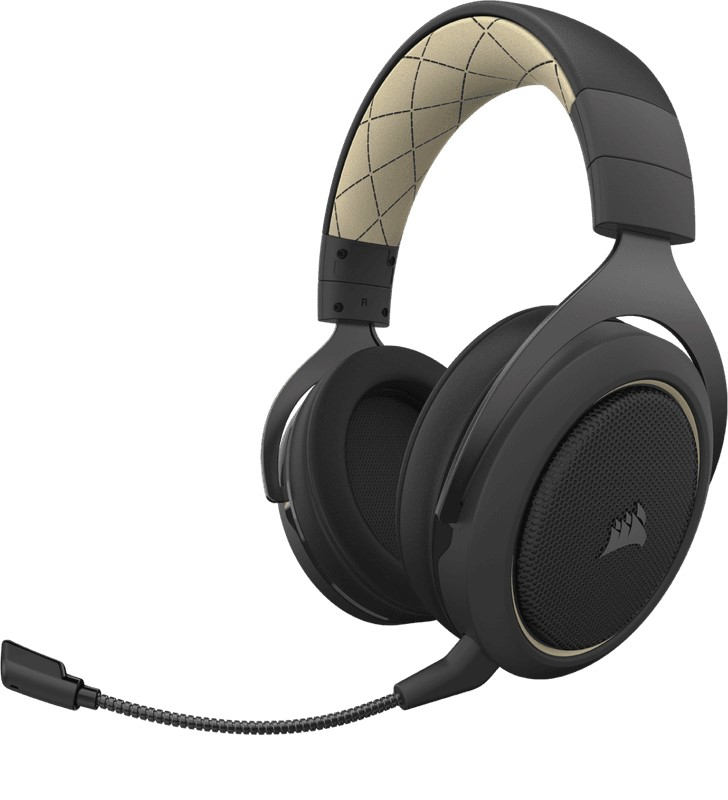 CORSAIR HS70 Pro Wireless Black/Creme