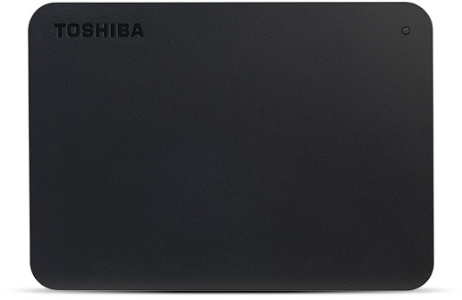 TOSHIBA Canvio Basics 4000 GB USB-C